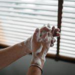 洗手七式:梘內外縫虎尖腕